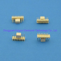 male female connector wired jack 6p