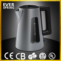 2014 New Design 360 Degree Rotation Stainless Steel electric water heating jug