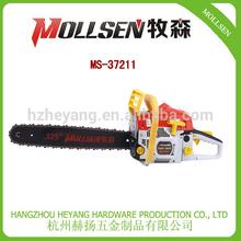 26CC/38CC/45CC/52CC/58CC/62CC Chainsaw with Stihl chain CE Certification for Europe chainsaw market Mollsen brand