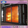 3-19mm CCC (3C) Fire rated clear tempered glass