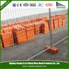 galvanized construction Retractable hoarding site security Fence
