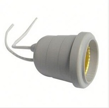 FACTORY BEST SELLING!! Customizable Cheap e39/e40 cfl ceramic lamp holder
