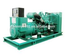 Turbocharger Air Inlet Googol Engine 260kW 325kVA Diesel Generator Price Economy