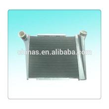 Aluminum Universal bar and plate turbo intercooler 700x300x100mm