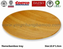 wooden bamboo designer food serving trays