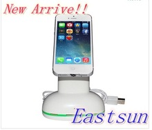 Mobile Phone display Security ABS alarm stand for shop