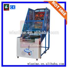 Shooting Luxury Indoor Amusement Arcade Basketball Game Machine