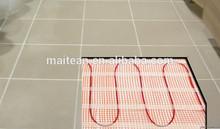 Heated Floors for Bathroom Solution/ heating systems