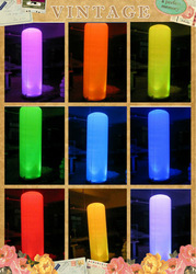 giant inflatable pillars for decoration/decoration pillars for home/outdoor decoration pillars