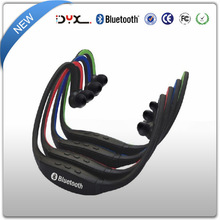 Hot selling sports headset bluetooth mobile phone accessories bluetooth headset with ce and fcc