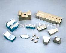 NdFeB Magnet irregular shape