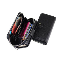 NEW product flip leather wallet phone case for iphone 6 4.7 inch with card slots