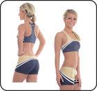Customize cheerleading practice wear , cheerleader fancy dress