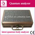 nuevo de alta calidad portátil de resonancia magnética cuántica analizador de cuerpo hecho en china