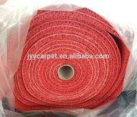 plastic floor mat pvc carpet roll
