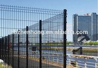 Cheap PVC coated galvanized framed fence netting