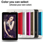 wholesale android 4.2 dual core 7 inch dual sim 3G smart tablet built-in bluetooth and wifi e-book mid