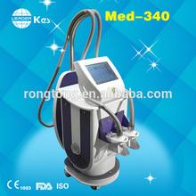 vacuum+crio equipment MED-340 Unique design vacuum Cryotherapy Body Slimming machine