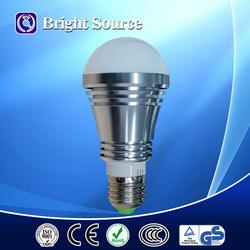 2014 China manufacture led bulb lamp energy saving 3w/5w/7w e27/e26 12v 8w led car bulb