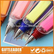 Advertising Ball Pen / Advertising Pen with sticker XSGP-2458