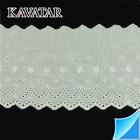 Bulk ivory lace trims for garments