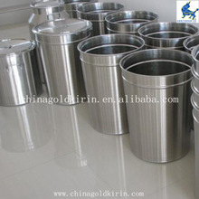 conical stainless steel olive oil storage tanks