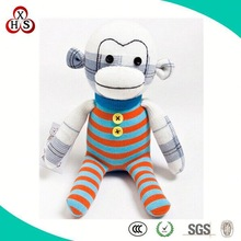 2015 Hot Sale High Quality Soft Custom Logo Sock Toy For wholesale
