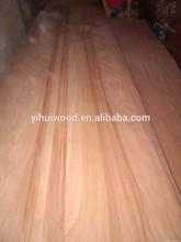 Red Hardwood Verneer B Grade