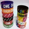 Sunshine Jewelry I Love One Direction silicone bracelets