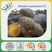 Shitake mushroom extract free sample immune Stimulant made in China supplier polysaccharides lentinus edodes extract powder