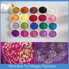 Bulk Color Fabric Spray Glitter Powder