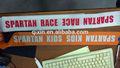 spartan vender la cinta de la raza