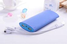 alibaba new product dual usb power bank 12000mah powerbank portable dual usb car charger