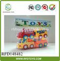 Bébé coloré. jouet camion de frottement voiture de dessin animé, la voiture de dessin animé enfants, voiture de frottement jouets