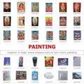Eagle fotos: uma parada de abastecimento da china: mercado de yiwu para artesanato& pintura