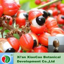 High quality best effective guarana seed extract/guarana powder