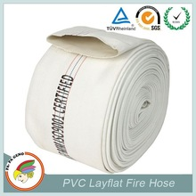 pvc fire hose style 8 inch