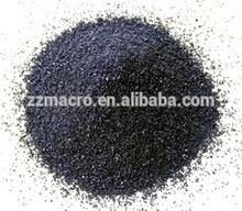 high class Stone Sandblasting black carborundum 60#