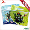 New design clear plastic zipper bag with handle