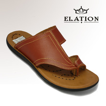 arabic men leather slippers sandals