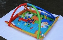 Foldable baby play mat card game play mat PM20108