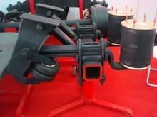 9 ton air lift suspension automative trailer air suspension leaf spring type air suspension