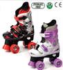 Professional manufacturer roller skates for kids, high quality adjustable inline skates, quad skate wheels