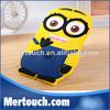 Cute Despicable Me For iPad air 3D Cartoon Minion Case