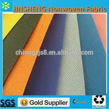 China Supplier SGS Certificated 100% Polypropylene Spunbond Hard Non Woven Fabrics
