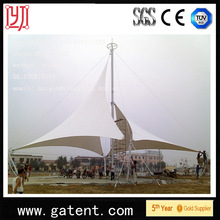 White Cover Shade Canopy Tent For Garden
