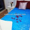2014 home design bamboo pillow top pocket spring mattress