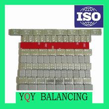 Self adhesive Steel/Fe/Iron wheel balance weights, 100% universal