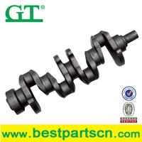 Engine Parts 4D30 4D31 4D32 4D33 Casting MITSUBISHI Crankshaft