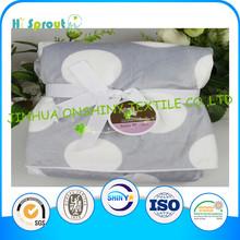 Grey Dot Boy Type Cashmere Blanket Super Warm And Soft